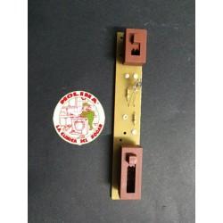 Circuíto electrónico campana extractora grupo Bosch, Balay, con interruptores.