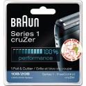 Lámina afeitadora Braun 10B/20B serie 1.