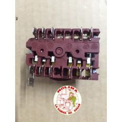 Conmutador horno 5 posiciones s/ termostato Teka.