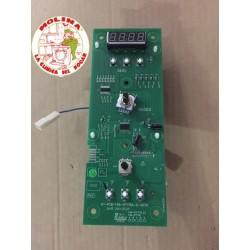 Circuito electrónico microondas Teka.