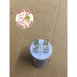 Condensador 2 mf. 450v, régimen continuo.