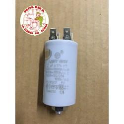 Condensador 2 mf. 450v,...