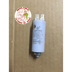Condensador 4mf. 450v. régimen continuo.