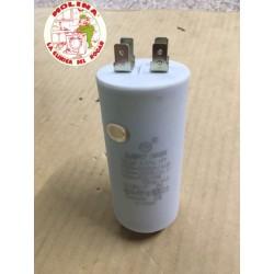 Condensador 50mf. 450v. régimen continuo.