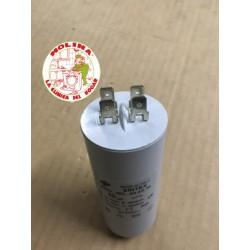 Condensador 30mf. 450v. régimen continuo.