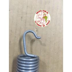 Muelle cuba lavadora grupo Electrolux, Zanussi, Corberó, 17,5cm.