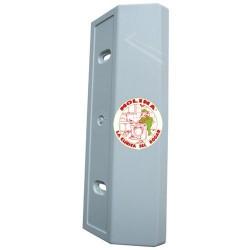 Tirador puerta Frigorífico, Whirlpool, Philips, Ignis, Bauckneth, color blanco,...