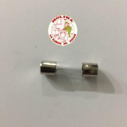 Fusible seguridad 4Amp. 220V, 5x20mm.