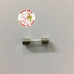 Fusible seguridad 15 Amp. 220V, 5x20mm.